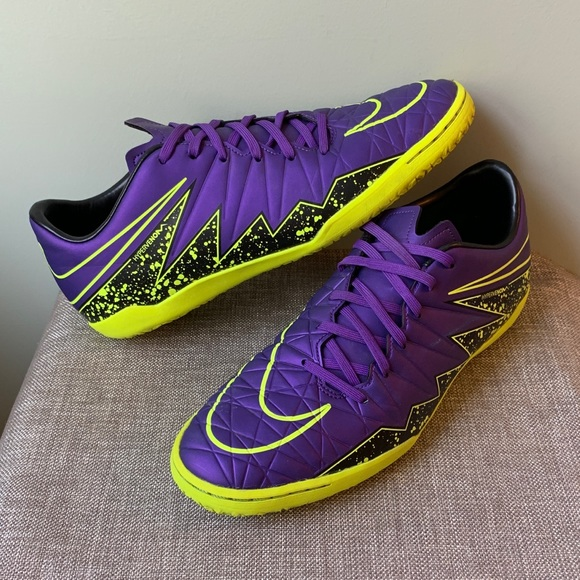 Nike Other - Nike Hypervenom Phelon 2IC 'Hyper Grape'